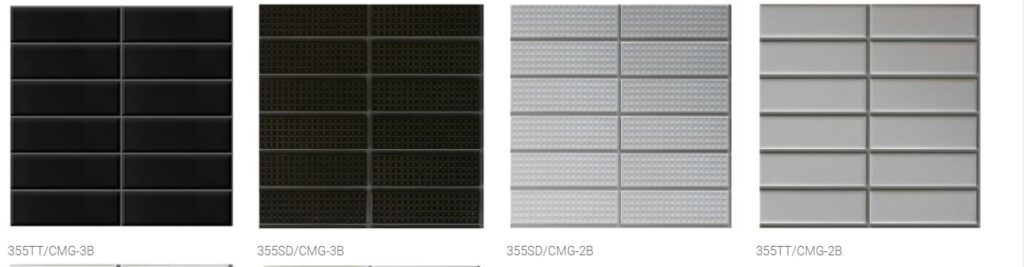 Gạch ốp tường INAX-355TT/CMG-1M