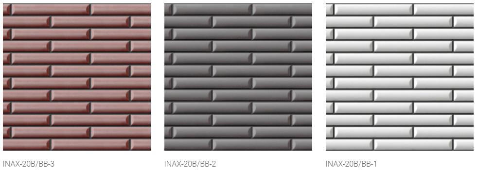 Gạch trang trí INAX-20B/BB-3
